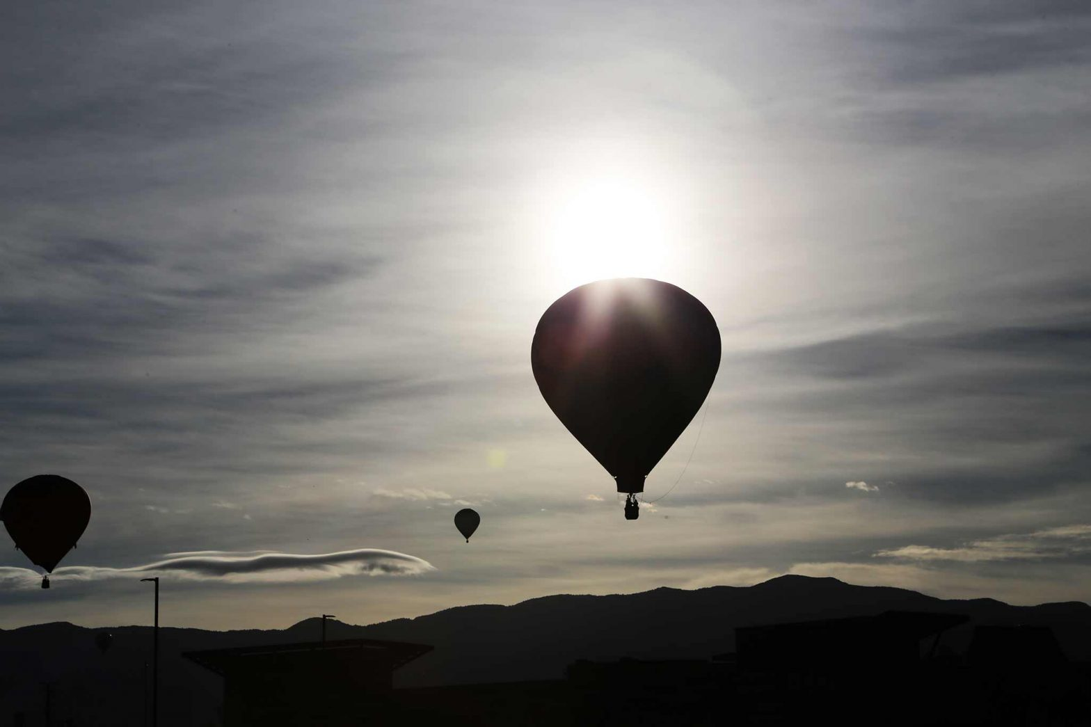 Balloon Fiesta - Albuquerque New Mexico